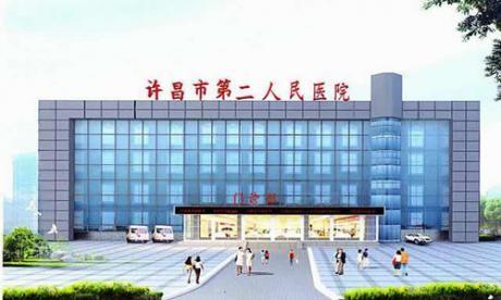 许昌市第二人民医院体检中心