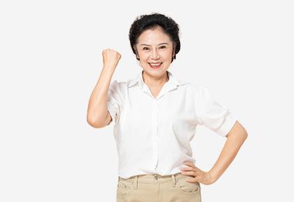 宝鸡市第三人民医院体检中心老年体检套餐(适合55岁以上女性)