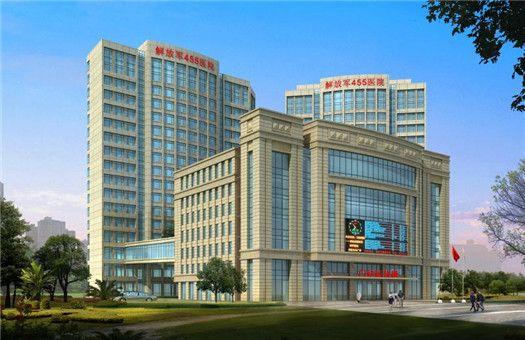 上海455医院体检中心